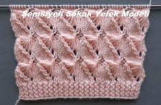 Şemsiyeli Sokak Yelek Modeli - İyi Hobi Crochet Slippers, Lace Knitting, Diy And Crafts, Blanket, Creative, Accessories, Fabric Samples, Tejidos, Dots