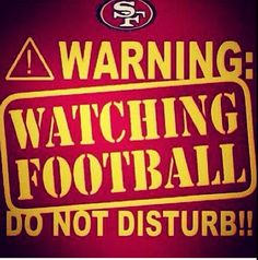 SF 49ers Do Not Disturb
