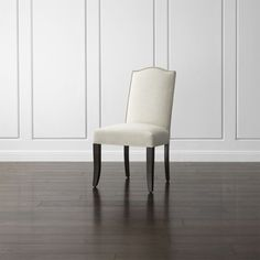 Colette II Upholstered Dining Chair | Crate and Barrel