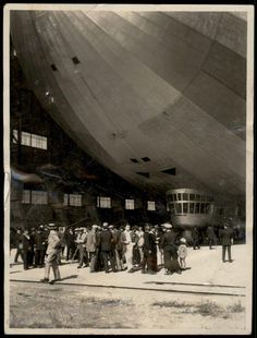 Germany Graf Zeppelin Airship