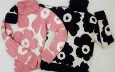 Marimekko, Diy Clothes, Crochet Projects, Diy And Crafts, Knit Crochet, Knitting Patterns, Sewing, Sweaters, Fabric