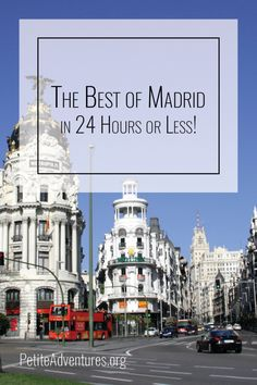 travel hours madrid
