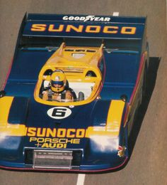 Mark Donohue - Porsche 917/30 TC  - Roger Penske Ent. Inc. - 16th Annual Los Angeles Times Grand Prix - Canadian-American Challenge Cup, round 8