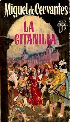 La gitanilla / Miguel de Cervantes / 1613