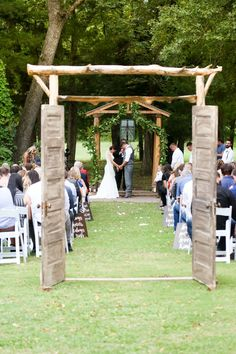 Our Favorite Outdoor Weddings