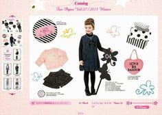 Barbie 2013 Winter catalog