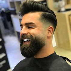 Hairstyles For Men Short Hair, Short haircuts for men are go-to haircuts for most men. There is something very satisfying about how the. hair styles for men Hairstyles For Men Short Hair Kids Short Haircuts, Short Haircut Styles, Cool Short Hairstyles, Popular Haircuts, Cool Haircuts, Haircuts For Men, Hairstyles Men, Faded Beard Styles, Beard Styles For Men