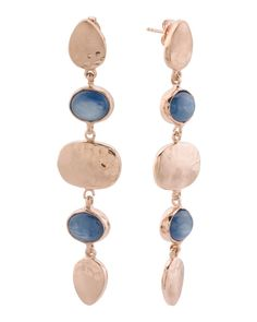 Gold Colors Weimanjingdian Brand High Quality Round Flower Cubic Zirconia Dangle & Chandelier Earrings In Silver Drop Earrings