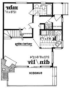 Plan No.510300 House Plans by WestHomePlanners.com