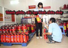 Thành phần cấu tạo bình chữa cháy là gì   Lộc Phát