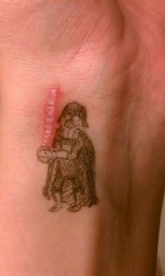making the best of a scar