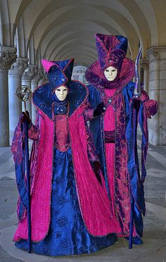 Carnival in Venice, Italy. | Flickr - Photo Sharing!