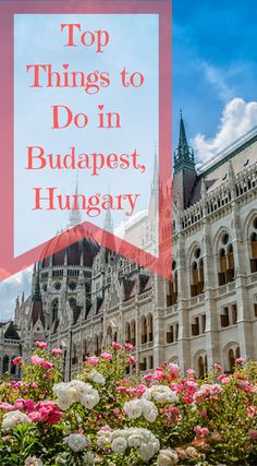 Top things to do in Budapest, Hungary. When you ask people to name some of the most beautiful cities in the world, they might not openly name Budapest. But once they get to see what the city has to offer, they will definitely change their mind. Click to read more at http://www.divergenttravelers.com/things-to-do-in-budapest/