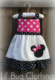 Cute! Julianna can wear it for her first trip to Disney World!!!