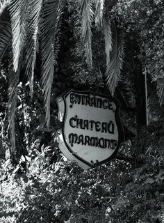 Chateau Marmont. One of my favorite spots in town.