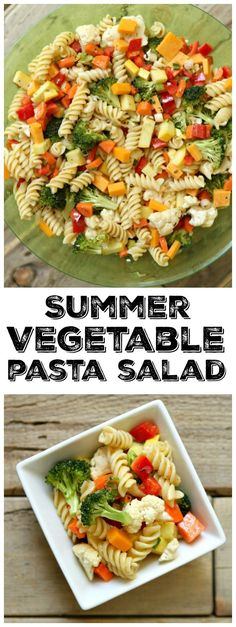 Best pasta salad easy pasta salad and pasta salad on for Best summer pasta salad recipes ever