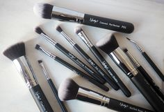 A New Makeup Brush Brand To Add To Your Reportoire: Nanshy Are Really Rather Fancy