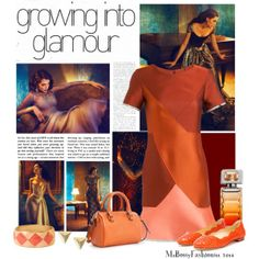"""""""Growing into Glamour"""" by mzbossyfashions11 on Polyvore"""