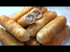 My Recipes, Diet Recipes, Cooking Recipes, Sweet Cooking, Russian Recipes, Savory Snacks, Hot Dog Buns, Street Food, Bakery