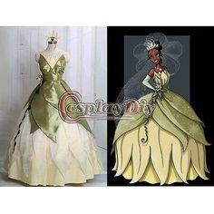The-Princess-and-the-Frog-Tiana-Princess-Dress-Costume-Adult-Women-Halloween