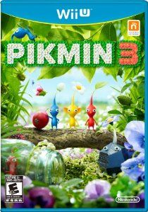 I played the first Pikmin and thought is was fun, so I'd also like to play the new one!