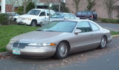 old lincoln cars | ... Classic Lincoln Fest Finale And Mark VIII | The Truth About Cars