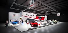 Seat @ Brussels Motor Show 2015 on Behance