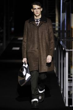 Kenzo menswear collection, autumn/winter 2014