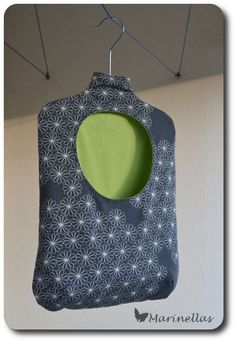 Wäscheklammerkleid, Wäscheklammersack, Wäscheklammerbeutel, Klammerbeutel, Klammersack,Tasche für Wäscheklammer nähen