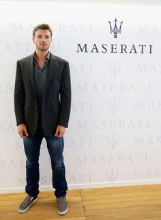 Celebrities At The Terrazza Maserati - Day 5 - The 70th Venice International Film Festival - Tom Welling