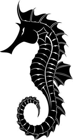 Free Image on Pixabay - Seahorse, Animal, Marine, Wildlife Seahorse Tattoo, Seahorse Art, Dragon Seahorse, Seahorse Drawing, Animals Tattoo, Image Icon, Animal Facts, Stencil Art, Fish Art