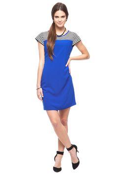 Charlotte Striped Dress
