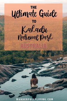 This is the ultimate guide to exploring Kakadu National Park in The Northern Territory, Australia. This guide includes all information about camping in the national park, what to do, what the best spots are and how to get there including advice on tracks. Outback Australia, Visit Australia, Western Australia, Australia Holidays, Australia Trip, Kakadu National Park, Parc National, Scuba Diving Australia, Art Rupestre