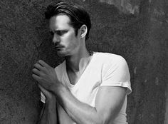 Alexander Skarsgard in InStyle Germany's Style Issue....oh my hottness....