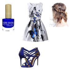 """"""""""" by rachavez on Polyvore featuring Ted Baker"""