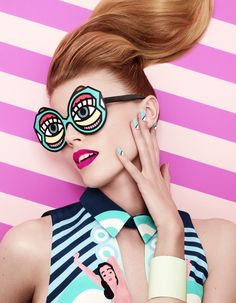 VOGUE Japan March 2013   Maryna Linchuk
