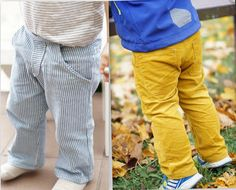 Eine tolle lange Hose die zum toben und spielen einläd.  Ideal für jede Jahreszeit!