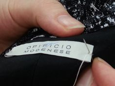 Sartorial mastery Proudly Made in Italy