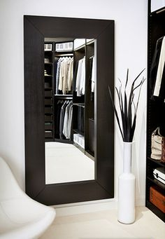 So….you've probably seen this mirror in pictures before. It's the Ikea Mongstad  mirror. This is a project I did quite some time ago. It wa...
