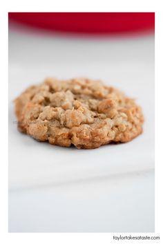Oatmeal Butterscotch Cookie