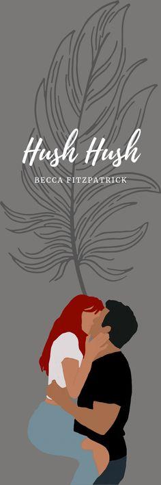 Hush Hush, Becca, Good Books, Rooster, Wattpad, Fan Art, Animals, Frases, Book Nooks