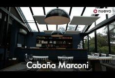 Cabaña Marconi   Vídeos   Five Top Five #restaurantes #ocio #turismo #Madrid