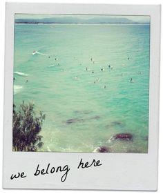 we belong here | lovequotesrus