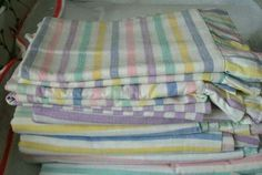 Candy stripe bedding still me favourite