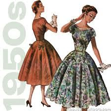 Image result for mccalls vintage dress pattern
