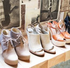 lOVE the first pair on the left..with tights and a dress fr fall