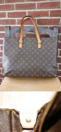 5f02994ce25 Authentic Louis Vuitton Monogram Luco Tote Bag  450.0