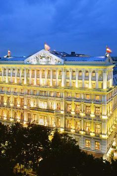 Home to such iconic, classical composers as Mozart, Beethoven, Schubert, and Strauss, Vienna boasts more than 50 theaters and opera houses. The Vienna waltz originated here, and its centuries-old spirit still permeates the city's dancehalls.