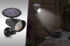 I just bought 2 All-in-One Solar Lights (now via Solar Flower Lights, Solar Lights, Sheffield, Colours, Halloween, Amazing, Flowers, House, Shopping