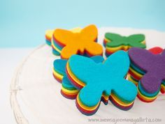 Vídeos tutoriales para teñir y decorar galletas